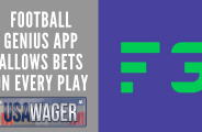 Football Genius App Allows Bets on Every Play