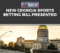 New Georgia Sports betting bill presented