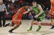 Oregon State vs Oregon