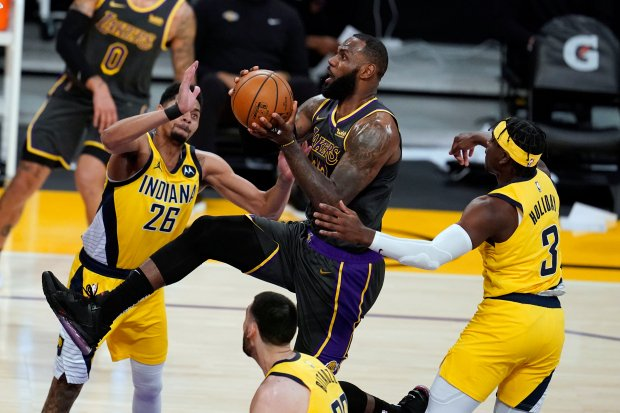 Los Angeles Lakers vs Indiana Pacers Prediction