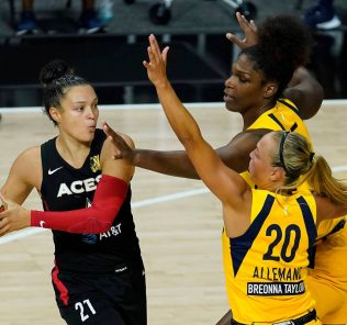 Indiana Fever vs. Las Vegas Aces Betting Preview