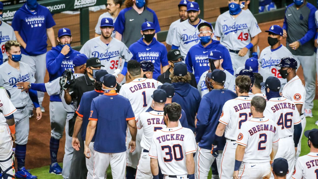 MLB Betting Preview: Dodgers vs Astros