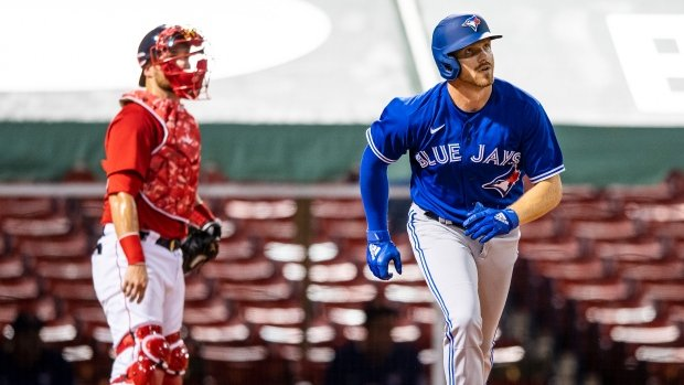 blue jays and red sox