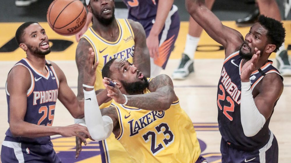 Suns vs. Lakers Betting Preview