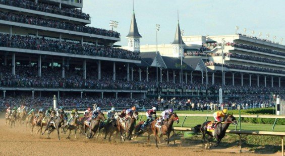 Churchill Downs Closing Day Graded Stakes