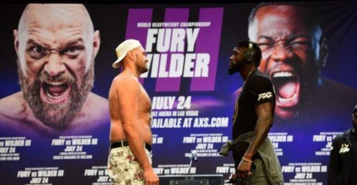 Fury vs Wilder Boxing Bets