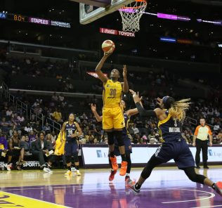 Indiana Fever vs. Los Angeles Sparks betting preview