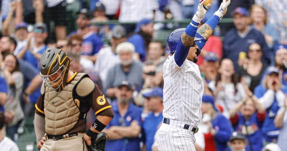 san diego padres vs chicago cubs