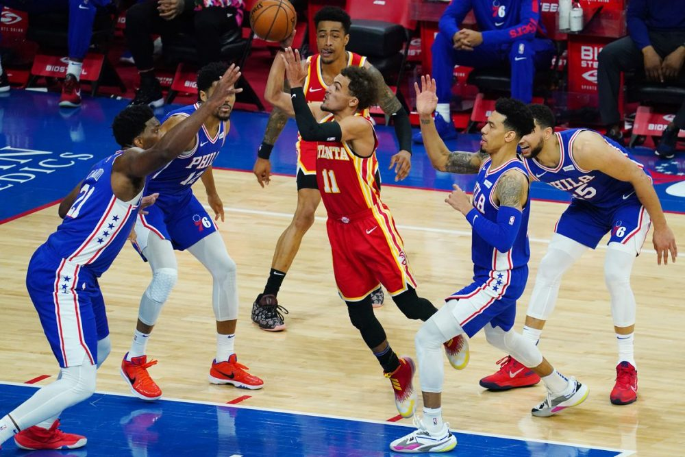 Hawks vs Sixers Game 6 Betting Preview