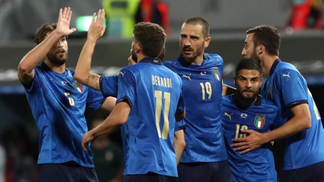 How Is This Italian Euro 2020 Side So Strong?