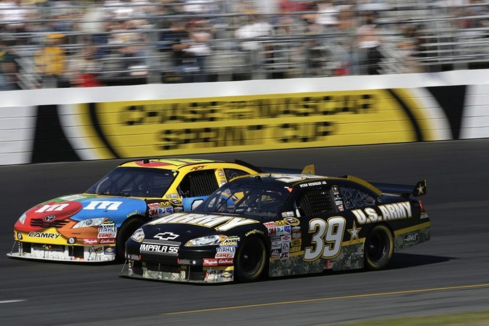 NASCAR and BettorView