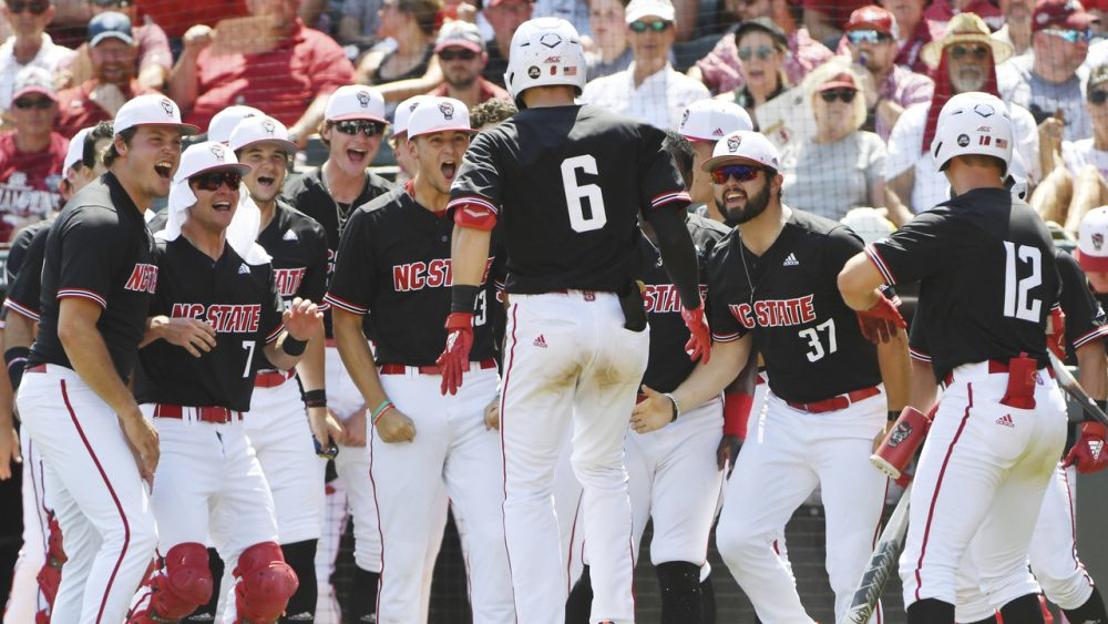The unfortunate end to NC State's CWS run
