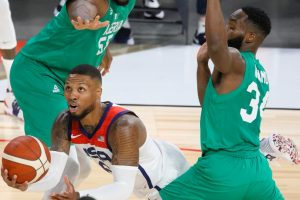 Olympic Basketball Best Outright Bets