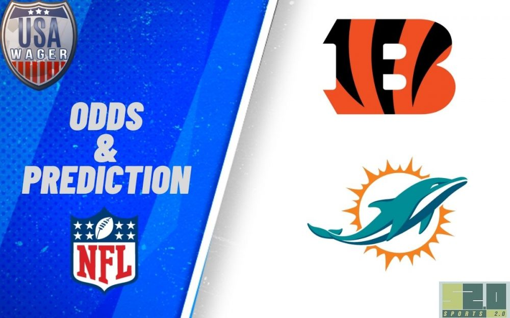 Bengals vs Dolphins Prediction and Picks