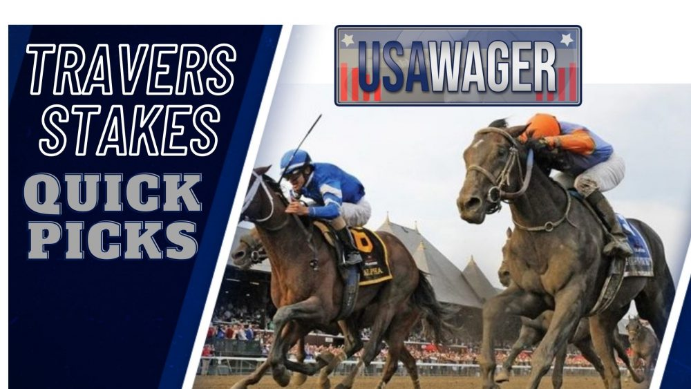Travers Stakes Quick Picks