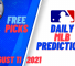 USA Wager Daily MLB Predictions August 11, 2021