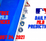 USA Wager MLB Predictions August 24, 2021