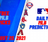 USA Wager MLB Predictions August 25, 2021