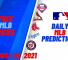 USA Wager MLB Predictions August 26, 2021
