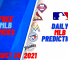 USA Wager MLB Predictions August 28, 2021