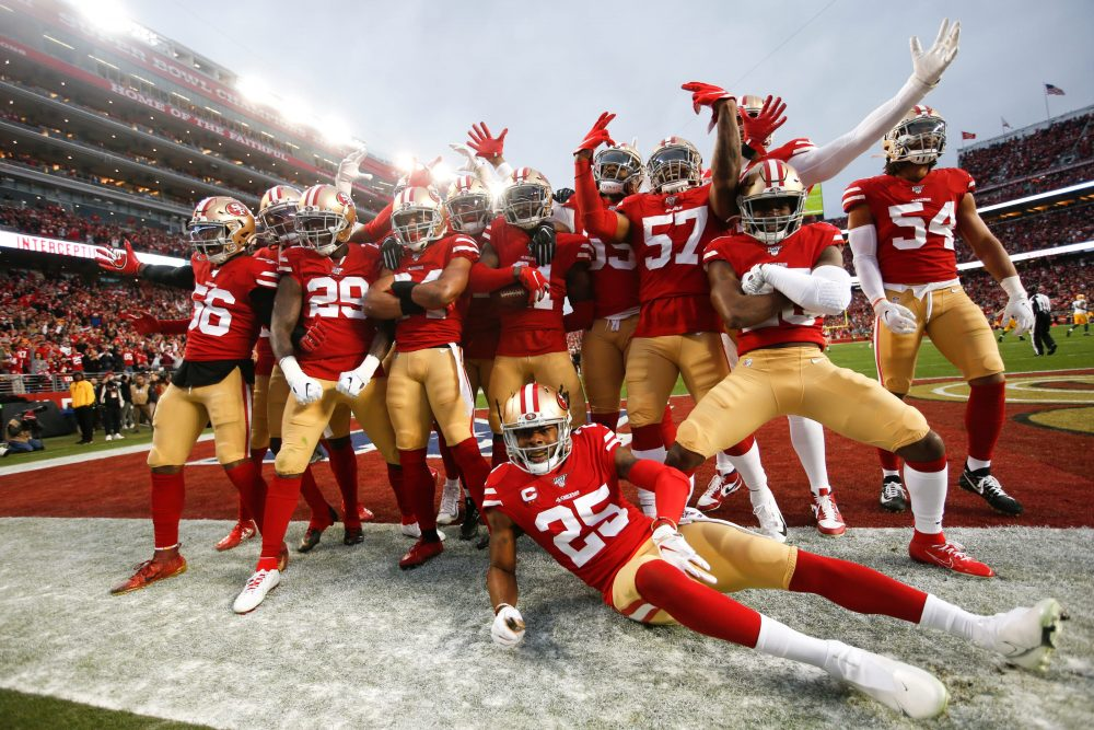 Are the 49ers the NFC West Favorites?