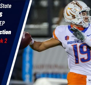 Boise State vs UTEP Prediction & College Football Odds for Week 2