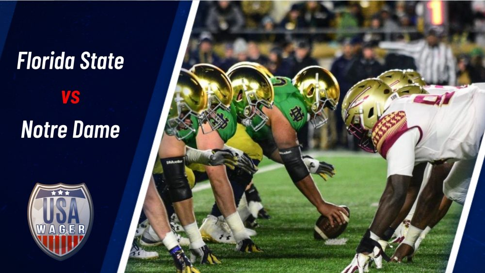 Florida State vs Notre Dame Prediction & College Football Odds for Week 1