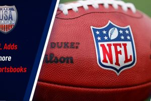 USAWAGER: NFL Adds Four More Approved Sportsbooks