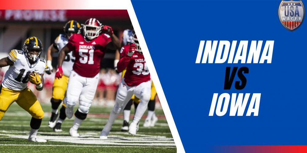 Indiana vs Iowa Prediction & College Football Odds for Week 1