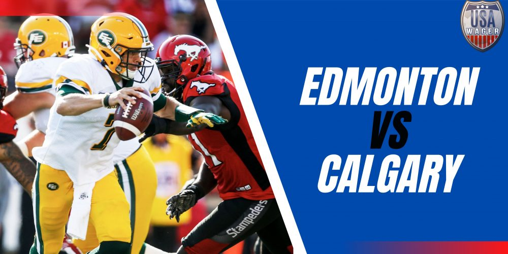 Edmonton vs Calgary Prediction and CFL Odds for Week 5
