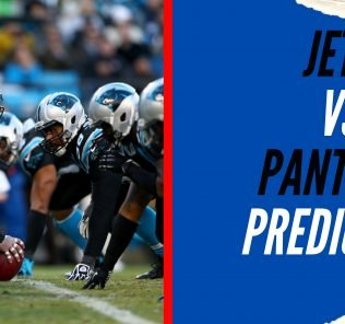 Jets vs Panthers Prediction & Football Odds for Week 1