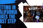Betting in California Takes the First Step