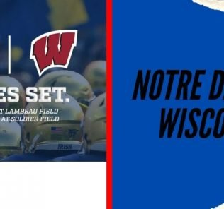 Notre Dame vs Wisconsin Prediction & College Football Odds for Week 4