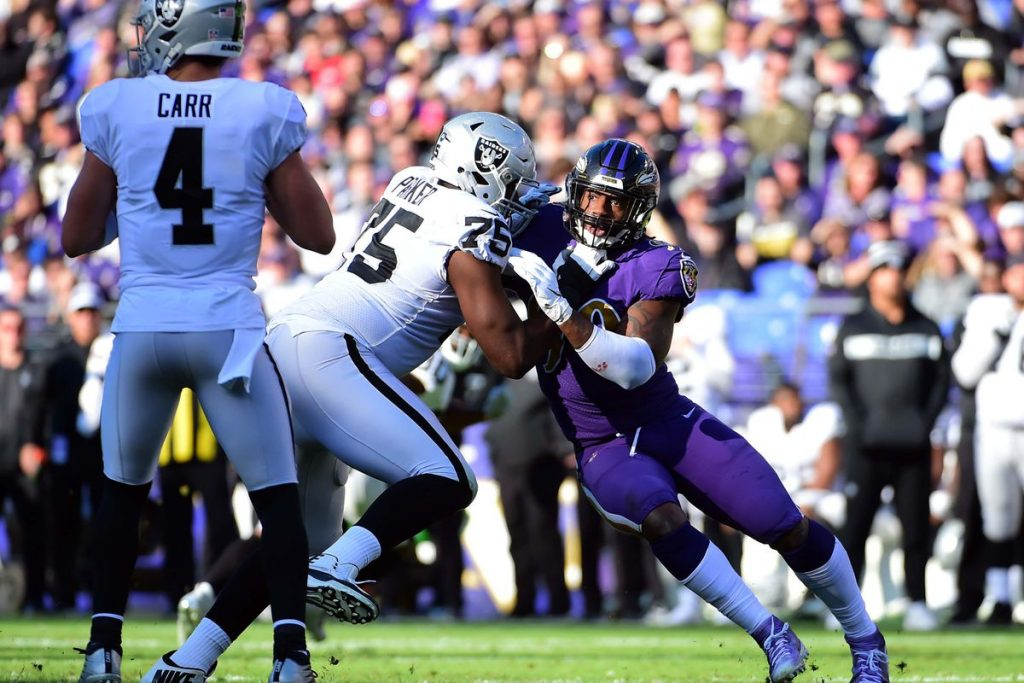Ravens vs. Raiders Predictions and Football Odds for Week 1
