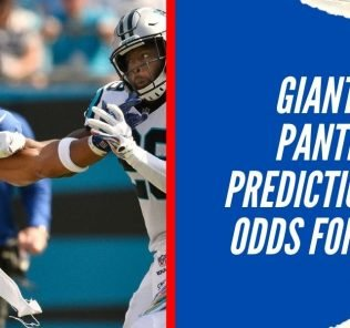 Giants vs Panthers Prediction