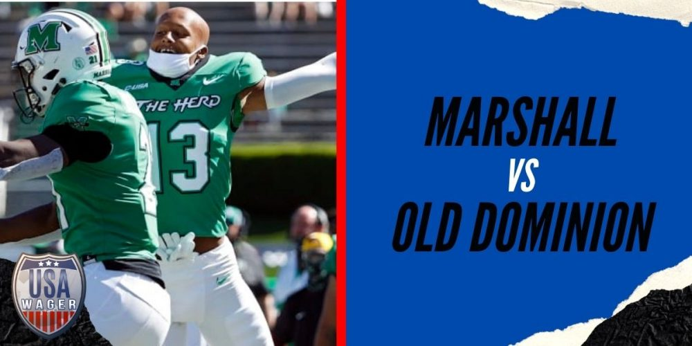 Marshall vs Old Dominion Prediction & College Football Odds for Week 6