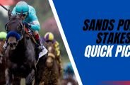 Sands Point Stakes Quick Pick