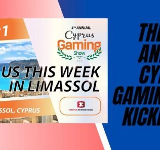 The 4th Annual Cyprus Gaming Show Kicking Off
